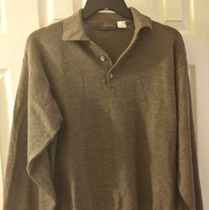 Giasone Italian 100% Men's Merino Sweater